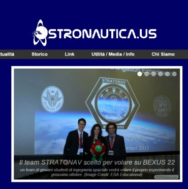astronautica.us screenshot